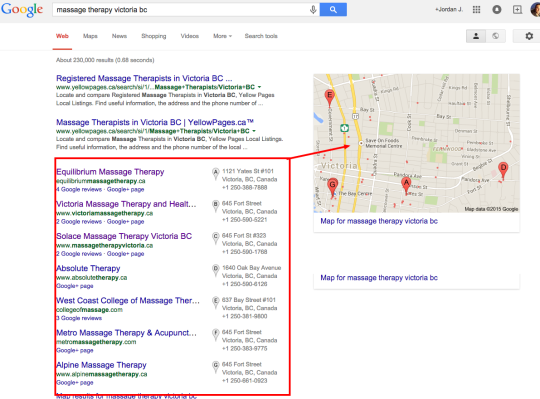 Google Maps Search Results Change | Meaningful Marketing