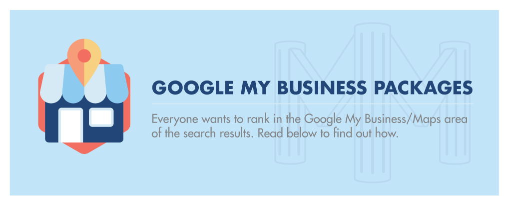 Google My Business Packages & Services